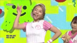 up & down (140727 inkigayo) - ye-a