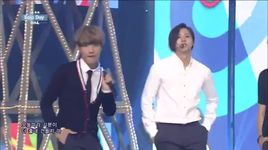 solo day (140727 inkigayo) - b1a4