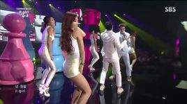 it girl (140727 inkigayo) - homme