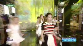 darling (140727 inkigayo) - girl's day