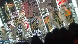 back (140727 inkigayo) - infinite