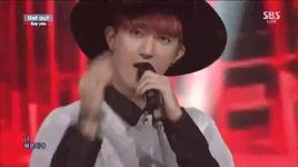 get out (140803 inkigayo) - say yes