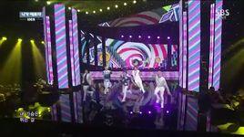 u beauty (140803 inkigayo) - 100 %