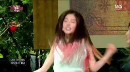 happiness (140803 inkigayo) - red velvet