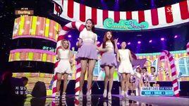 darling (140803 inkigayo) - girl's day