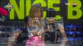 nice body (140806 show champion) - hyomin (t-ara)