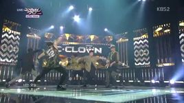 let's love (140808 music bank) - c-clown