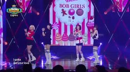 oh my god (140730 show champion) - bob girls
