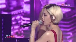 fake it (140815 simply k-pop) - hyomin (t-ara)