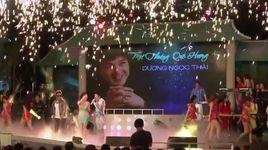 hoang tu trong mo (remix) (liveshow mot thoang que huong 4) - duong ngoc thai, trieu ai vy, huy kid