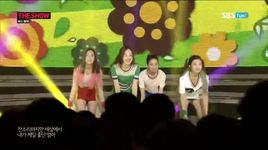 happiness (140819 sbs the show) - red velvet
