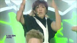 bing bing bing (140824 inkigayo) - jjcc