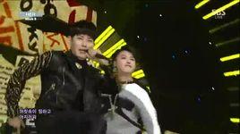 her (140824 inkigayo) - block b