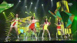 happiness (140824 inkigayo) - red velvet
