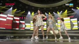 kiss kiss (140812 the show) - ladies' code