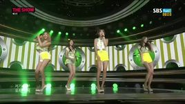hot baby (140812 the show) - bestie