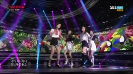 happiness (140812 the show) - red velvet