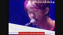 yi lu shang you ni (vietsub) - aaron yan (viem a luan)