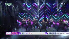 bing bing bing (one way) (140831 inkigayo) - jjcc