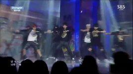 danger (140831 inkigayo) - bts (bangtan boys)