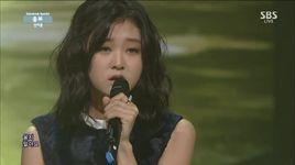 cry baby (140907 inkigayo) - shin ji hoon