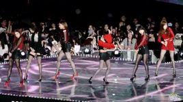 number nine (dream concert 2014) (fancam) - t-ara