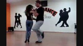 perfeito! isso e saber dançar (bachata) - dancesport