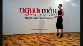 chet cuoi voi thi sinh vietnam's next top model ''mat niem tin vao dan ong'' - v.a