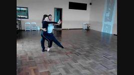rumba training (moreno porcu & marta elisabeth cogno) - dancesport