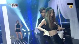knock (140912 music bank) - nasty nasty