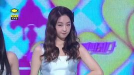 beautiful (140910 show champion) - park bo ram