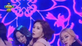 i'm in love (140910 show champion) - secret