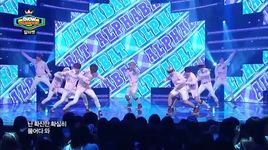 oh my gosh (140910 show champion) - alphabat