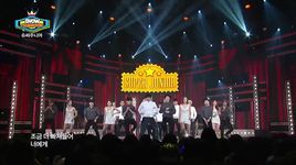 shirt (140910 show champion) - super junior