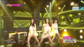 give your luv (140920 music core) - spica.s