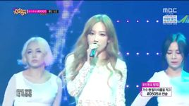 whisper (140920 music core) - taetiseo