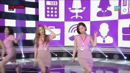 monday blues (140923 the show) - sunny hill