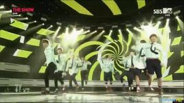 oh my gosh (140923 the show) - alphabat