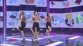 monday blues (140926 simply kpop) - sunny hill