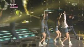 holler (141003 music bank) - taetiseo