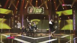 you′re so fly (141007 simply kpop) - btob