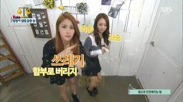 safety song (141005 inkigayo) - kara