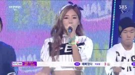 why did you come to my home (141005 inkigayo) - minx