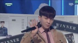 don't flirt (141005 inkigayo) - winner