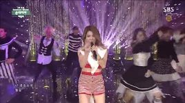 don't touch me (141005 inkigayo) - ailee