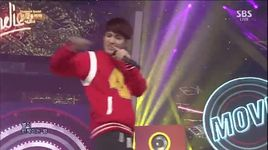 you're so fly (141005 inkigayo) - btob