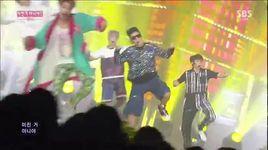 go crazy (141005 inkigayo) - 2pm