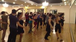 adult latin seminar - open rumba class routine - dancesport