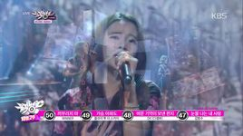 i wish (141010 music bank) - gavy nj