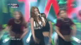 sugar free (141010 music bank) - t-ara